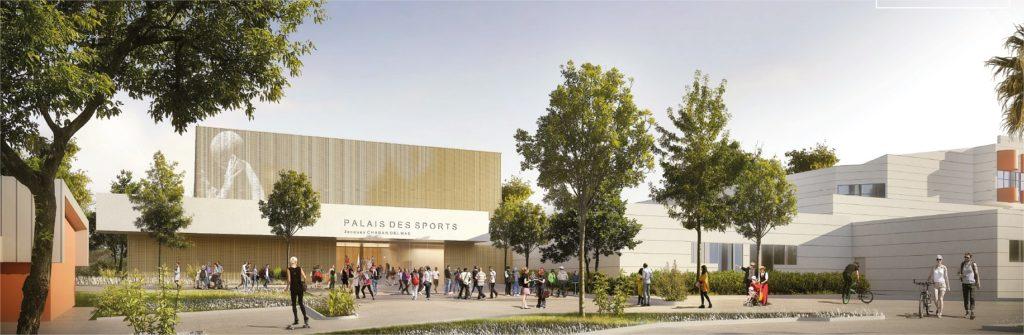 18.25-Palais des Sports Castelnau